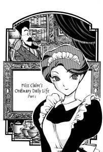 Kaoru Mori Miss Claire