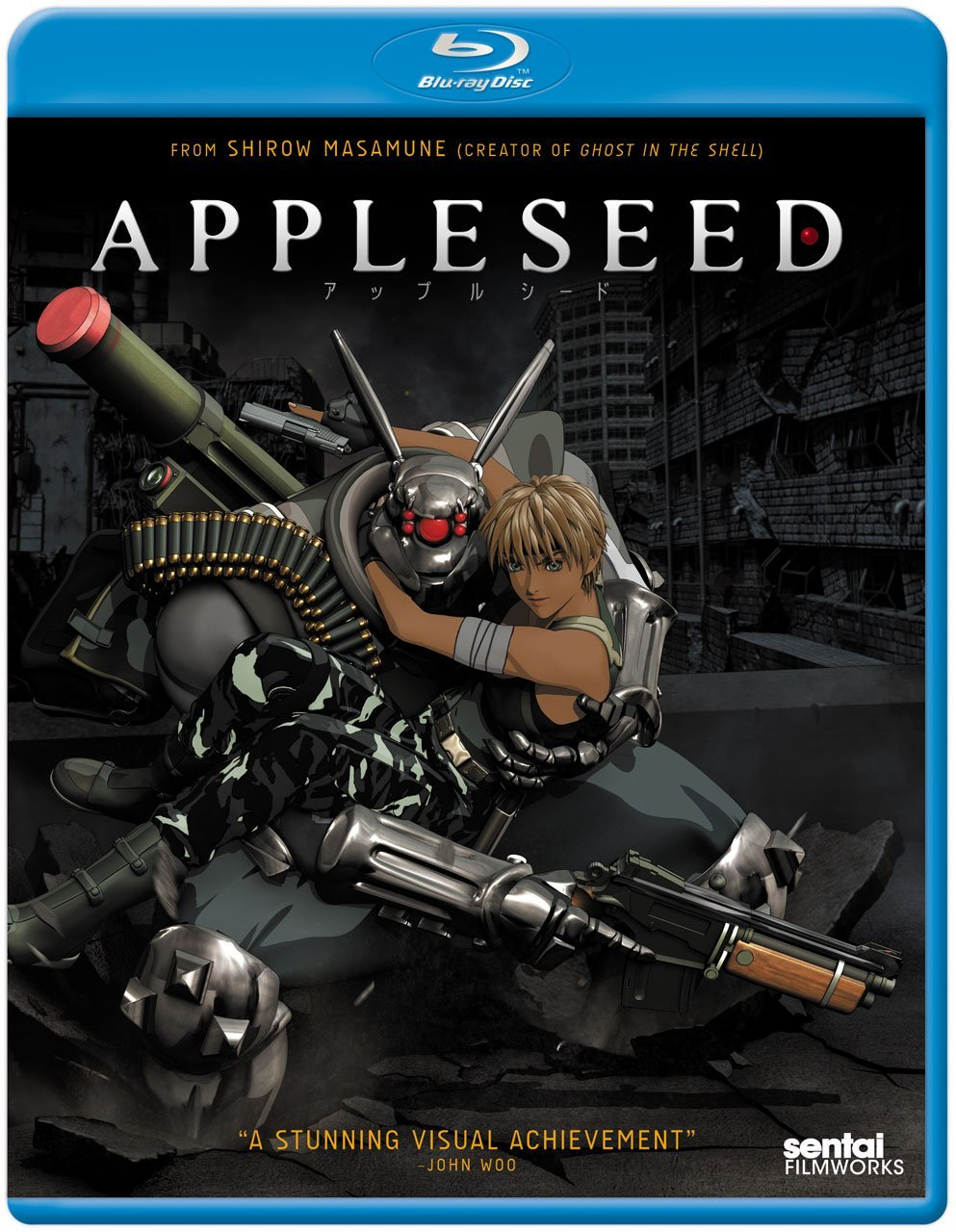movie appleseed 2004 bdremux 1080p jpen dts 51