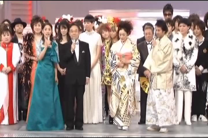 57th kohaku presenters