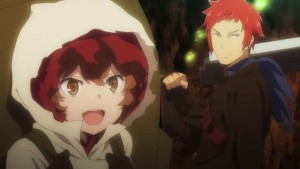 danmachi screenshot animefangirl3