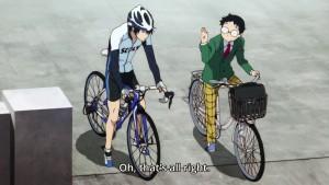 yowamushi pedal episode 1-3