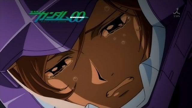 gundam 00 tieria is so cute when he cries